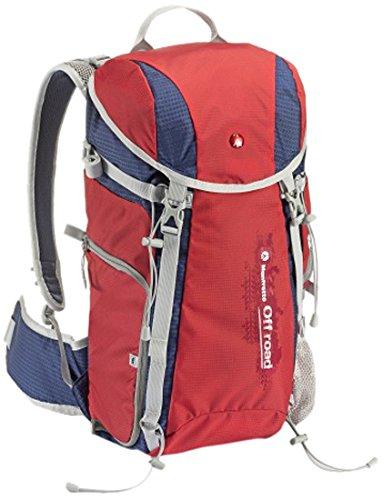 Manfrotto Hiker - Mochila para Actividades al Aire Libre y fotografía (20 l), Color Rojo: Amazon.es: Electrónica