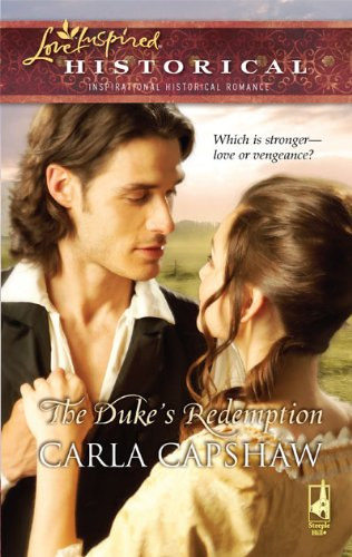 book cover of The Duke\'s Redemption