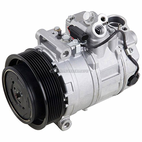 AC Compressor & A/C Clutch For Mercedes C230 & Porsche 911 Cayman Boxster - BuyAutoParts 60-01801NA NEW