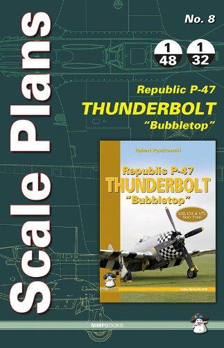 Republic P-47D 'Bubbletop' (Scale ()