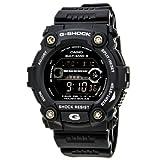 Casio Men's 'G-Shock' Quartz Resin Watch, Color:Black (Model: GW-7900-1CR)