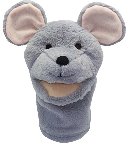Get Ready Kids Mouse Plush Hand Puppet