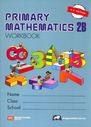 Primary Mathematics 2B Workbook U.S. Edition
