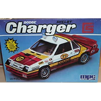 dodge charger shelby 1987