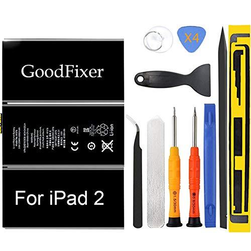 Bateria para Apple IPad 2 Not Air 2 A1395 A1396 A1397