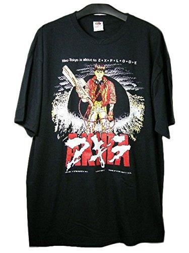 Mサイズ アキラ AKIRA デッドストック Tシャツ ヴィンテージ VINTAGE 大友克洋の商品画像
