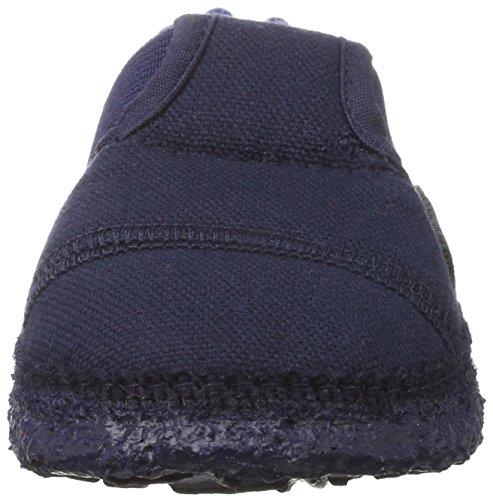 Nanga Boys' Klette Slippers, Mid-Grey Blue (Blue)