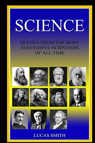 Science Quotes Most Successful Scientists product image