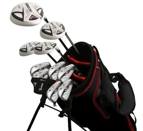 Nextt Golf Men's Pro Score N Elite Complete Set, 17 Piece (Right Hand Outfit), Outdoor Stuffs