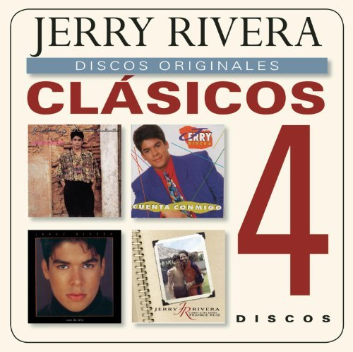 Cl??sicos by Jerry Rivera (2013-12-03)