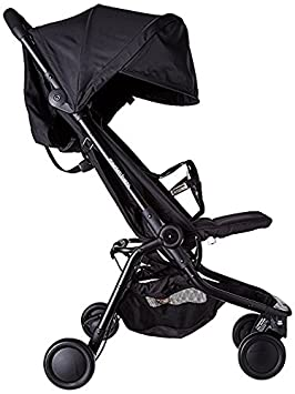 2017 Mountain Buggy Nano Stroller Black FREE BABY GEAR XPO STROLLER HOOK WITH PURCHASE