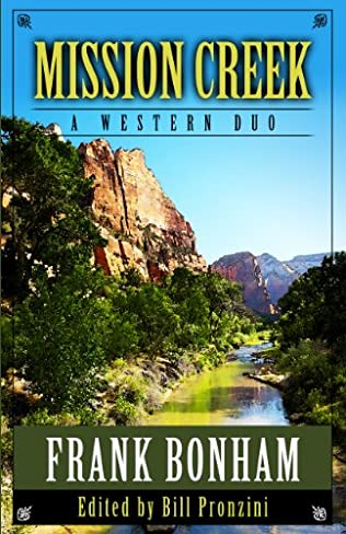 book cover of Mission Creek
