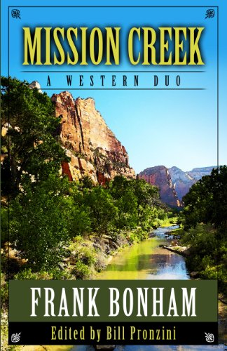 Mission Creek: A Western Duo (Five Star (Prodigy Duo)