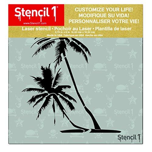 Stencil Palm Trees (Stencil1 S1_01_21_S Palm Trees Stencil, 6
