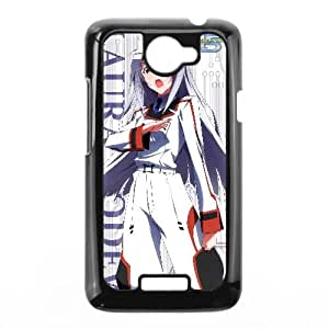 Laura Bodewig Infinite Stratos Anime HTC One X Cell Phone Case Black persent xxy002_6878531