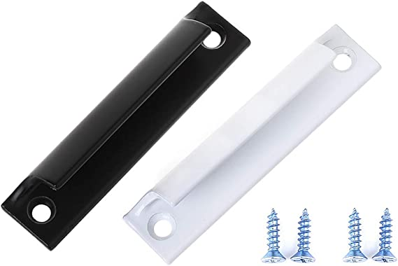 BIlinl Tirador de Puerta de aleación de Aluminio Empujar-Tirar ...