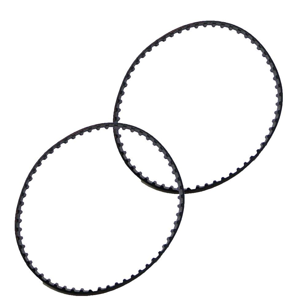 """Craftsman 31511720 3"""" Belt Sander (2 Pack) Replacement Timing Belt Kit # 989369000-2pk"""