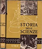 img - for Storia delle scienze Vol. 3 (2 tomi) book / textbook / text book