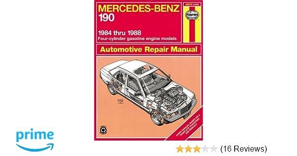 Mercedes benz 190 series 8488 haynes repair manuals haynes mercedes benz 190 series 8488 haynes repair manuals haynes 9781850106432 amazon books fandeluxe Gallery