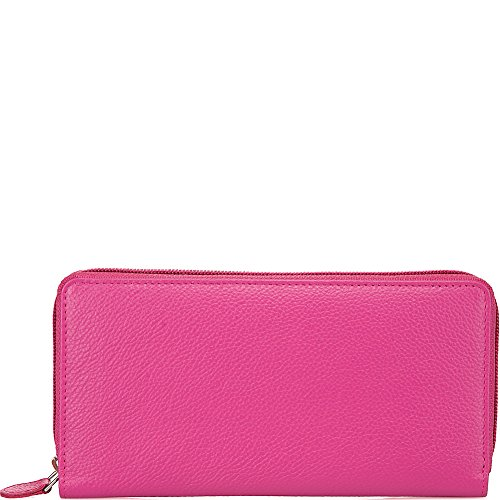 ann-shelby-elaine-ladies-leather-wallet-pink