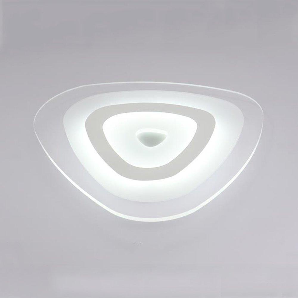 Vingo 34w k chenleuchte led deckenleuchte led deckenlampe wohnzimmerlampe k chenleuchte 34w - Wohnzimmerlampe modern ...