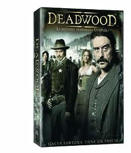 Deadwood - Segunda Temporada Completa [DVD]