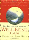 The Teachings of Abraham Well-Being Cards, Esther Hicks and Jerry Hicks, 1401902669