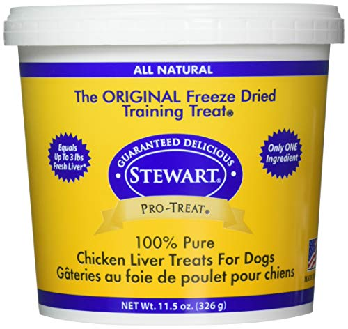 - Stewart Freeze Dried Treats