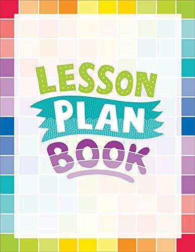 Creative Teaching Press Painted Palette Lesson Plan Book (1403)