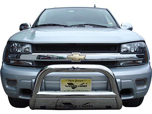 02 trailblazer grill guard - 9