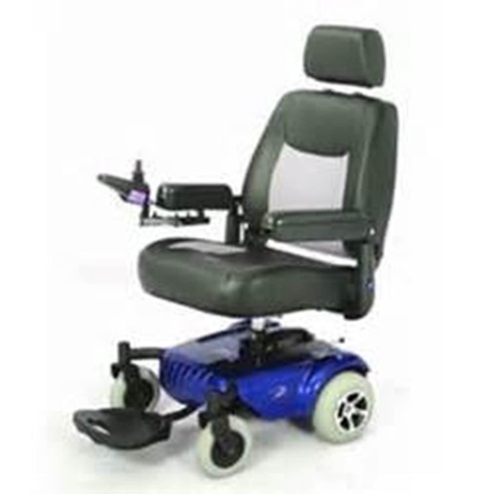 Incroyable Amazon.com : Merits P320 Jr Power Wheelchair W/ Captains High Back Seat :  Beauty