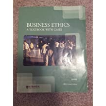 Amazon strayer university books business ethics a textbook with cases 2010 by strayer university fandeluxe Image collections