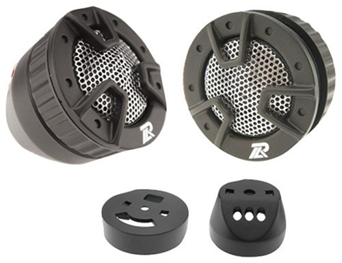 power acoustik tweeters bullet - 2