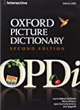 Oxford Picture Dictionary - Interactive, Jayme Adelson-Goldstein and Norma Shapiro, 0194740250