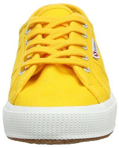 Bambini Scarpe giallo Superga2750 Giallo Classic Da Basse Per Gold Jcot Unisex Ginnastica qqw8S
