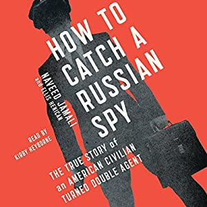 How to Catch a Russian Spy Hörbuch
