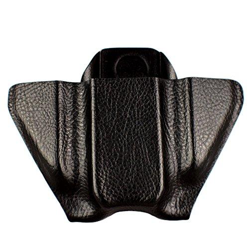 (GREENFORCE TACTICAL Double Stack Pocket Mag Carrier, Black)