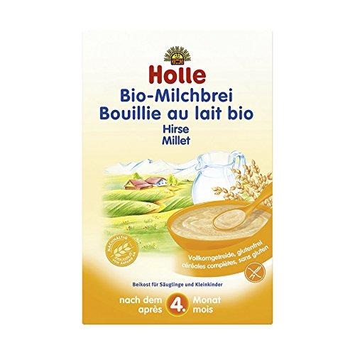 Holle Bio Milchbrei Hirse, 250g