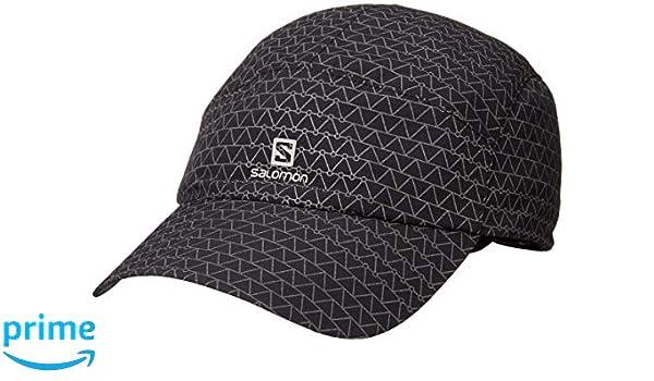 0af5f815ba4 Amazon.com   Salomon Unisex Cap Pulse Reflective Cap