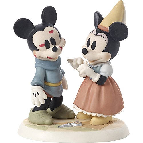 ney Showcase Brave Little Tailor Figurine, You're Sew Wonderful, Porcelain, #171702 (Mickey Mouse Brave Little Tailor)