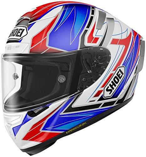Shoei Assail X-14 Sports Bike Racing Motorcycle Helmet - TC-2 / Small