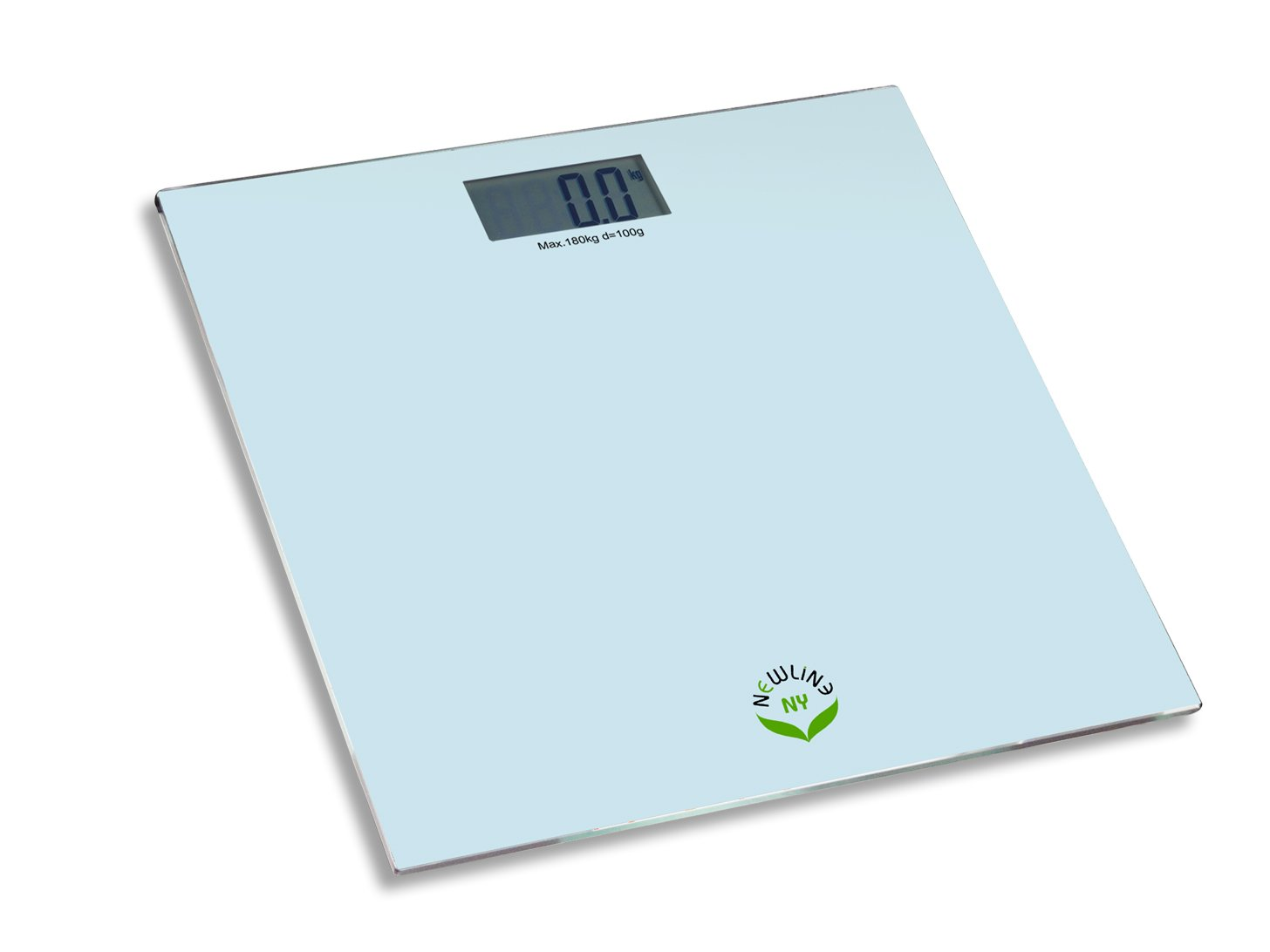 Amazon scale bathroom - Amazon Com Newlineny Auto Step On Digital Bathroom Scale Sbb0818 Black Health Personal Care