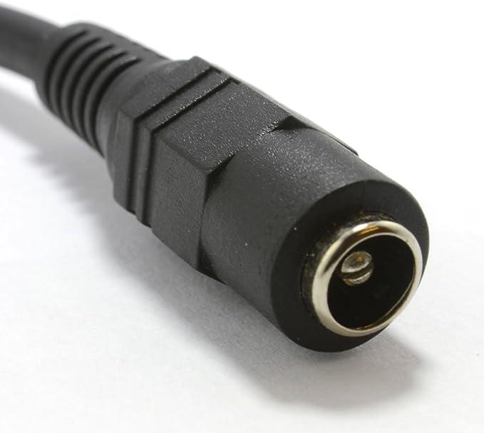 23 DC Buchse zu Multi-Power Plug Connector Adapter 5.5 x 2.1mm Kit Praktisch