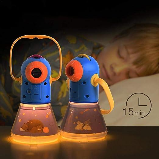remote.S luz de Noche Juguete Infantil multifunción Story ...