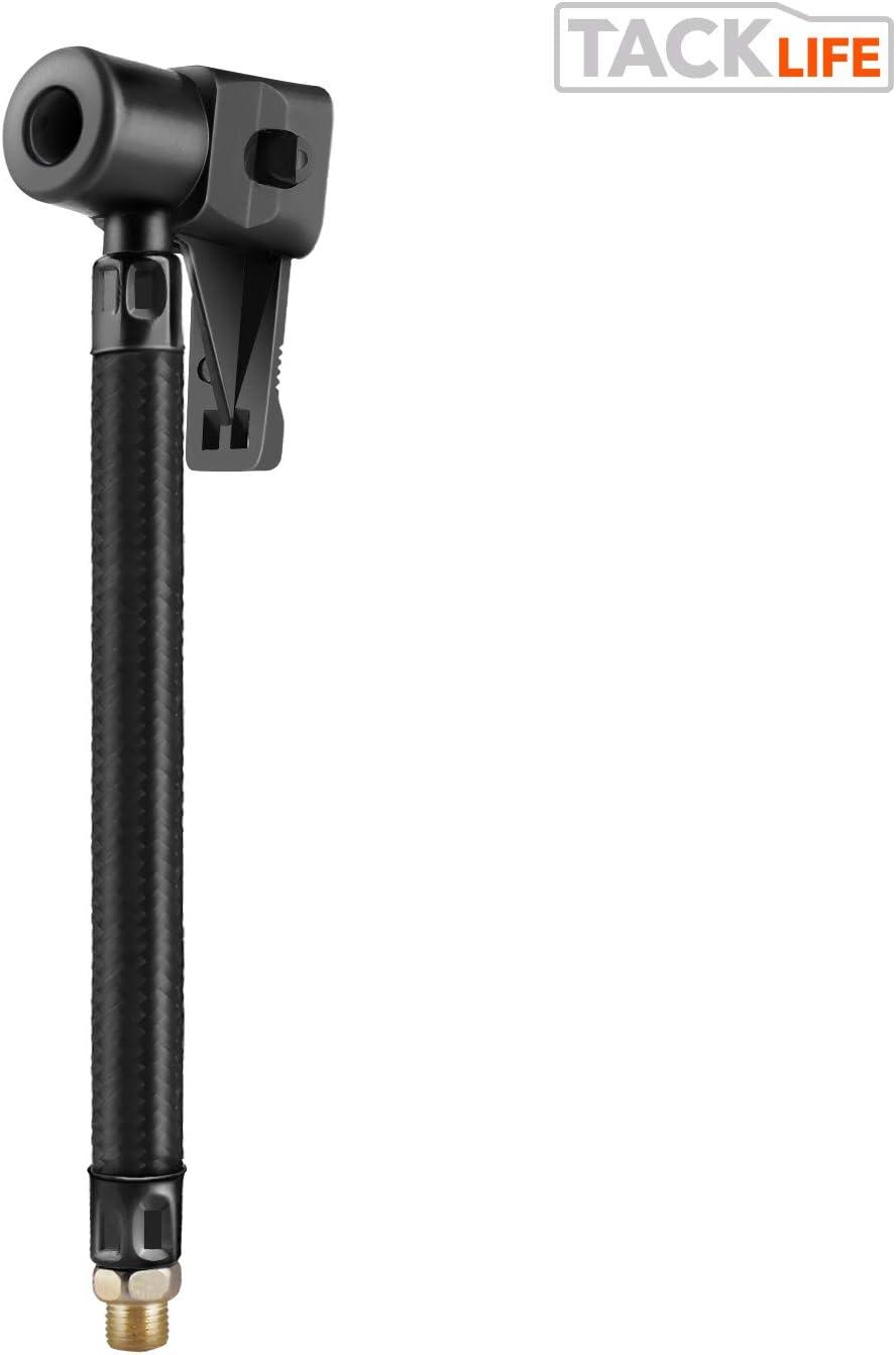 TACKLIFE compresor Aire Coche ACP1B (Adaptador de inflador)
