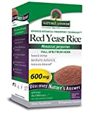 Nature's Answer Red Yeast Rice Vegetarian Capsules, 90-Count - 51x0oho6P9L - Nature's Answer Red Yeast Rice Vegetarian Capsules, 90-Count