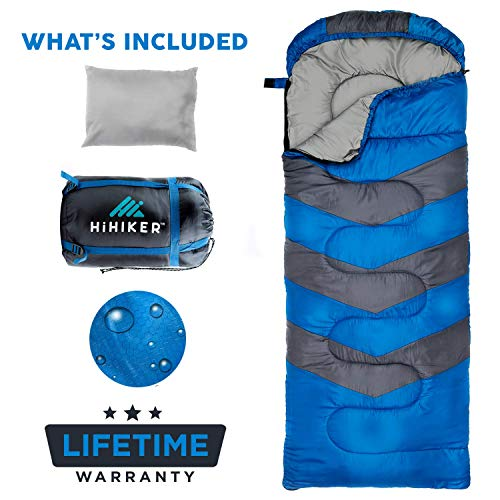 Buy the best sleeping bags for camping