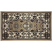 Fashion Contemporary Traditional Non-Skid Woven Area Rug, 23x36, Perfect for Living Room, Kitchen, Bed Room, Loft, Office and more-Regency
