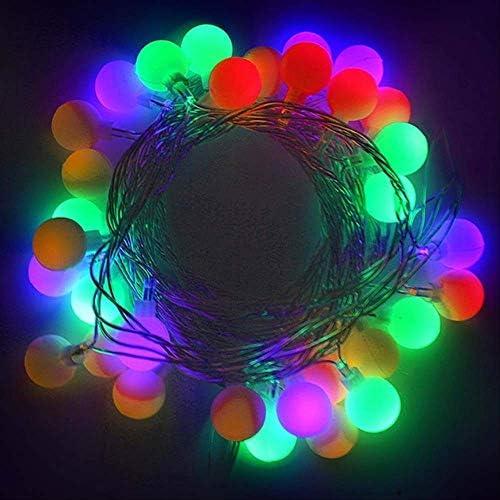 ATNEET10m 100LED LichterkettenAußen Innen Girlande Batteriebetrieben/EU Stecker Lampe 10M 80LED (Batterie) Multi Farbe