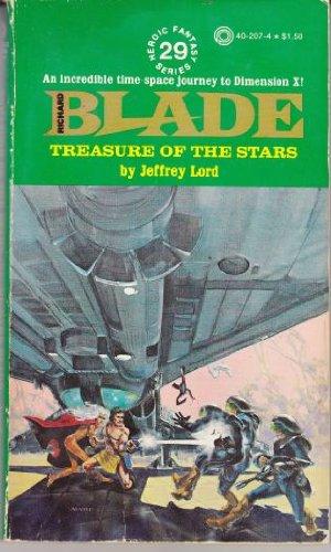 Treasure of the Stars: Blade 29 (Jeffrey Lord Blade)